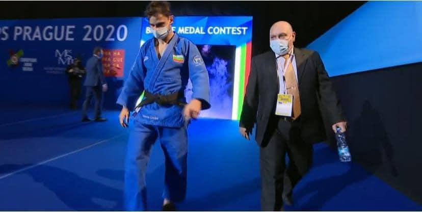 Герчев победи медалист от Олимпийски игри