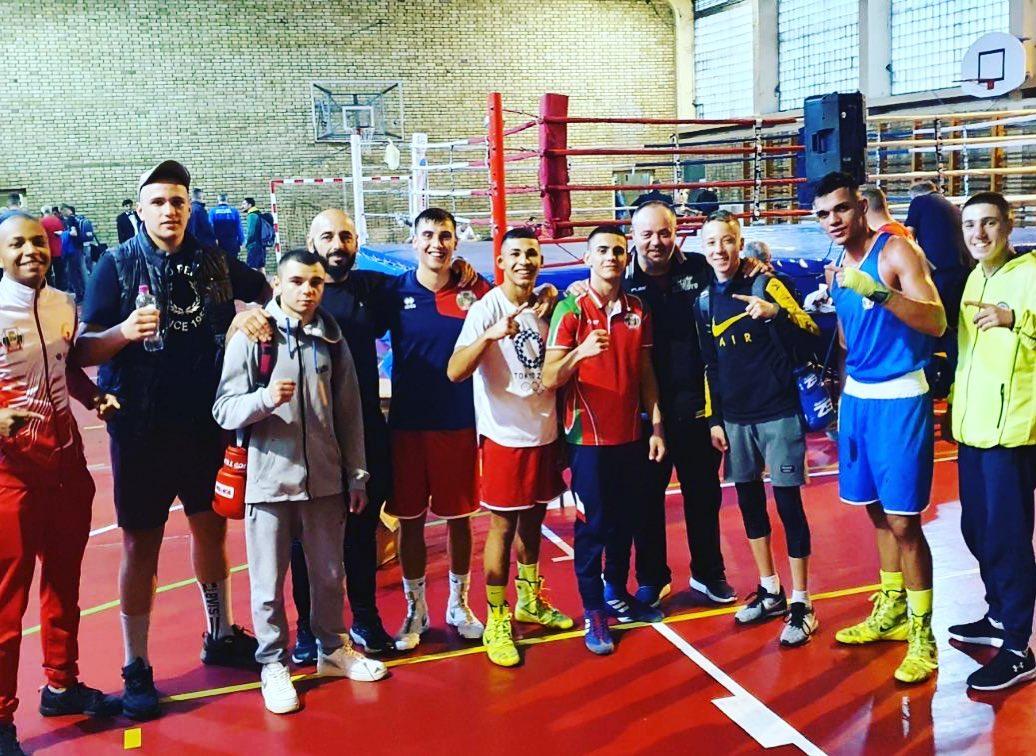 Жребият прати двама наши боксьори сред медалистите на европейското
