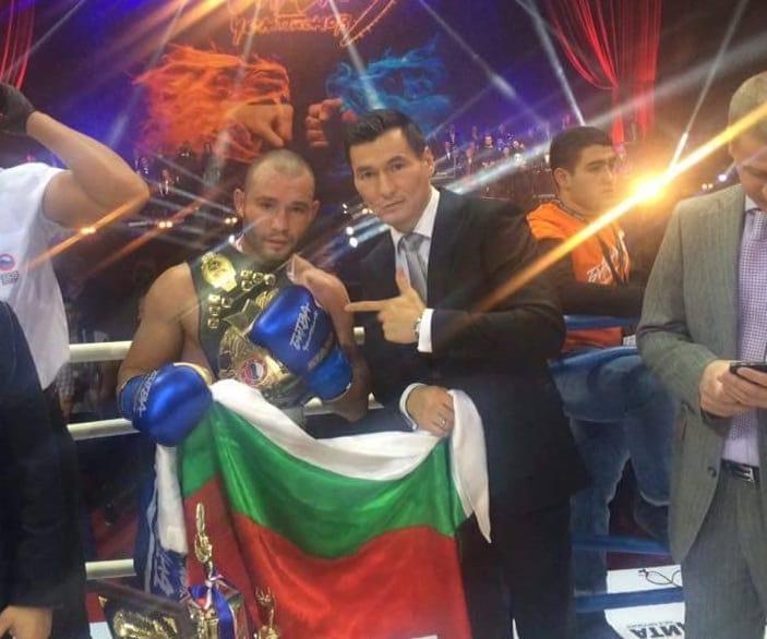 """Владимир Вълев-Питбула: """"Битката на шампионите"""" беше нещо грандиозно"""
