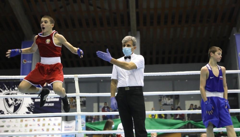 Кристиян Цветанов е европейски шампион