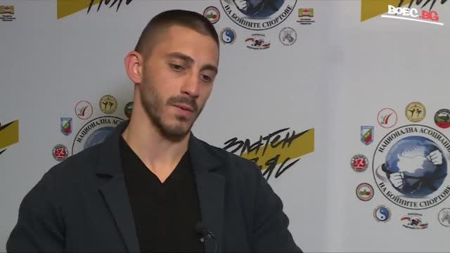 Деян Братков: Гордея се с тази победа, защото е за България (ВИДЕО)