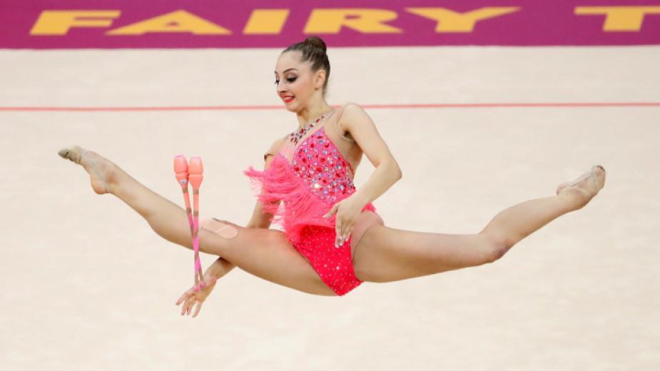Популярна гимнастичка ще бъде съдия в състезание по таекуондо