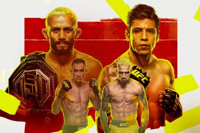 Фигейредо спечели най-много след UFC 256