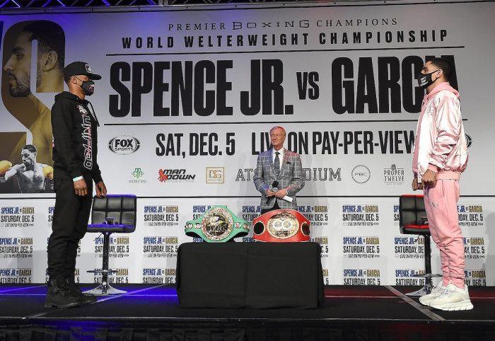 Ерол Спенс: Ако не мога да победя Гарсия, нещо не е наред
