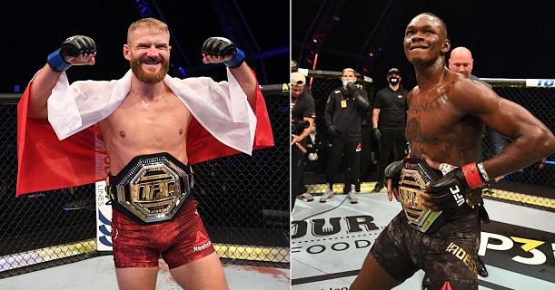 Блахович – Адесаня оглавява UFC 259