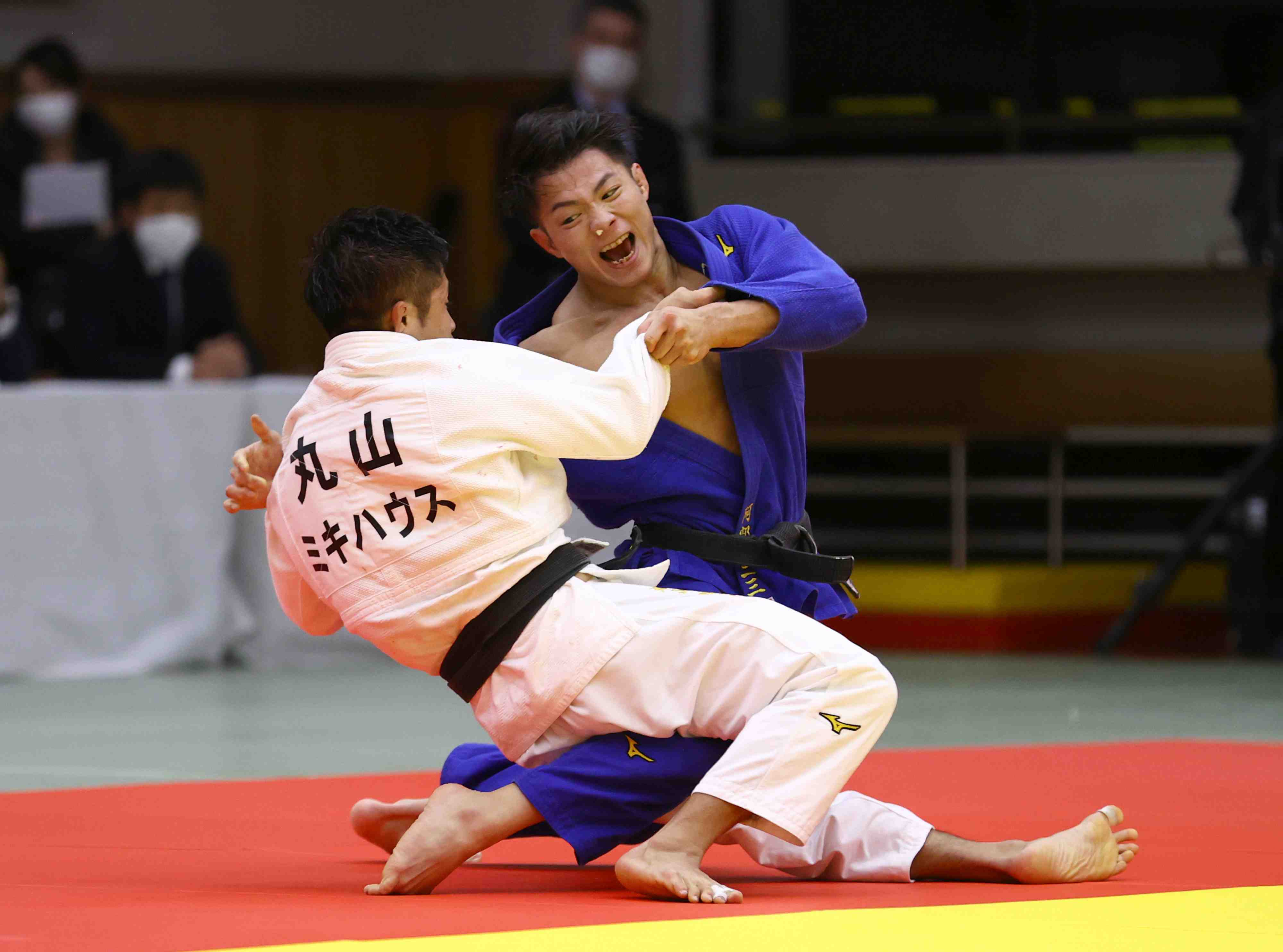 Маруюяма пречупи Ломбардо на Световното по джудо