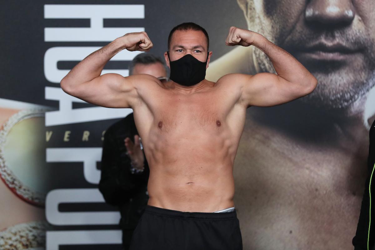 Кубрат Пулев се завръща на ринга