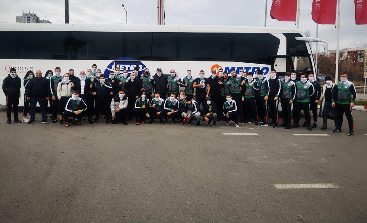България тръгна с 42 кикбоксьори за Балканското първенство