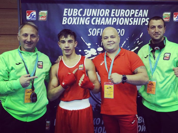 Сотиров и Владойану са на финал на Европейското първенство