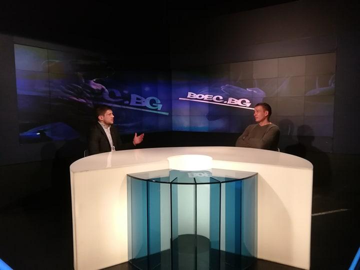 """К-1 легендата Петер Артс ексклузивно в студиото на """"BOEC.BG"""" тази неделя"""