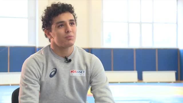 Едмонд Назарян: Искам да се боря на Олимпийските игри (ВИДЕО)