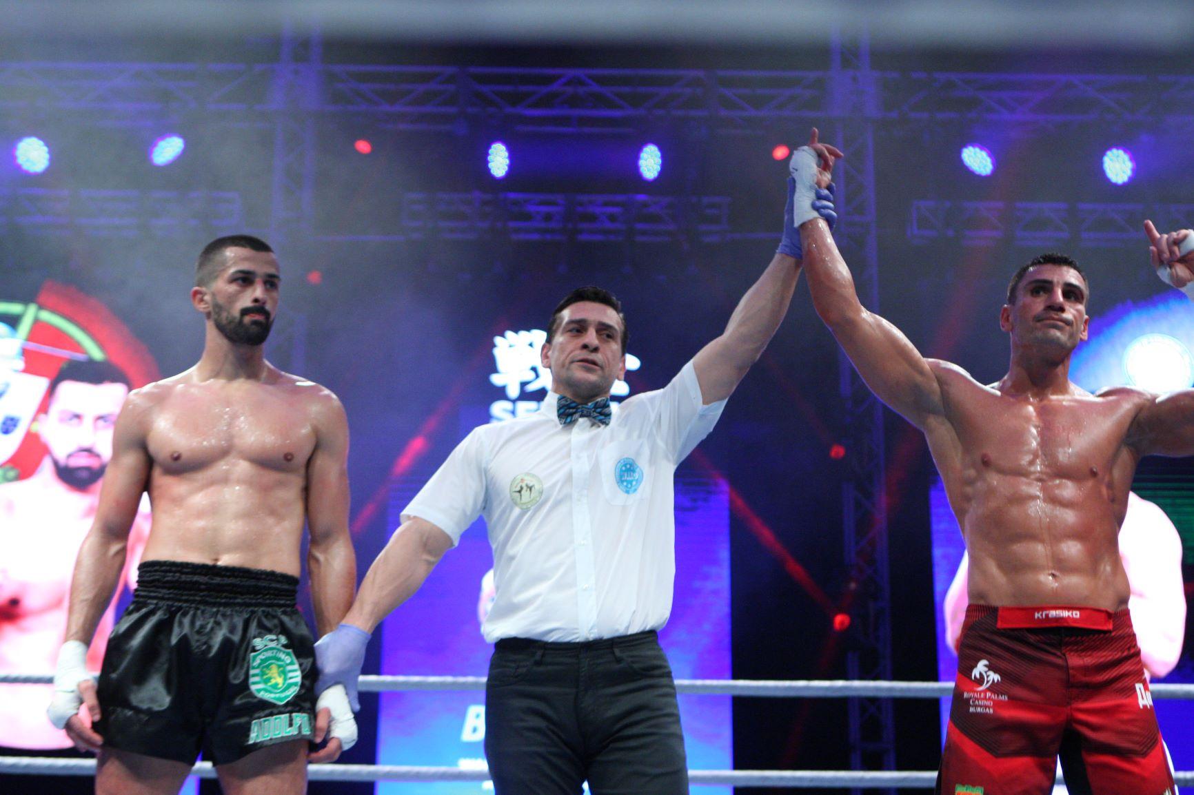 Шампионът на Португалия иска реванш от Наката