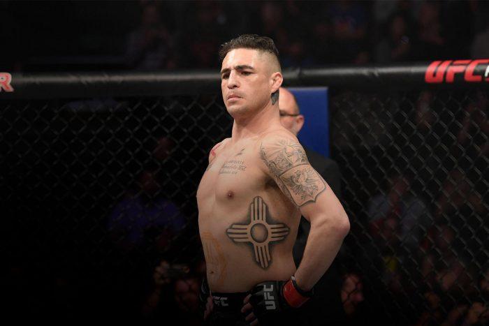 UFC уволни Диего Санчес