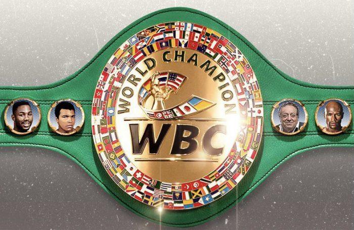 Ликът на Флойд Мейуедър става неразделна част от коланите на WBC