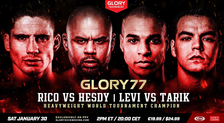 COVID-19 отмени двубой от Glory 77