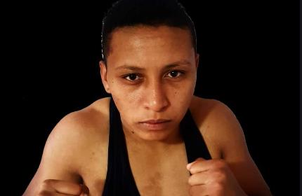 Мощна бразилка подписа с UFC