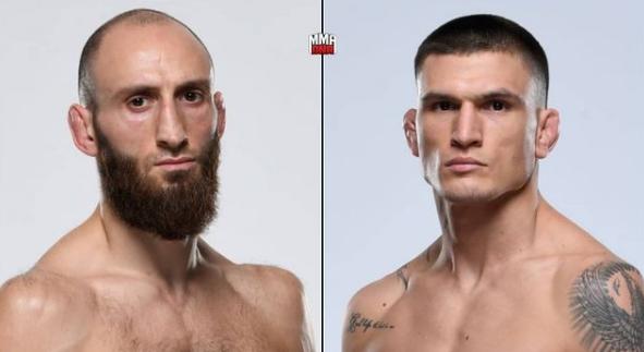 Пропадна интригуващ сблъсък от UFC on ESPN 26