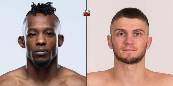 Украинец ще дебютира в UFC