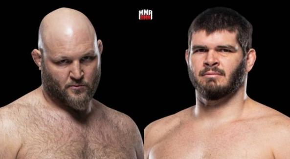 Очаква ни ветеранска битка при най-тежките в UFC