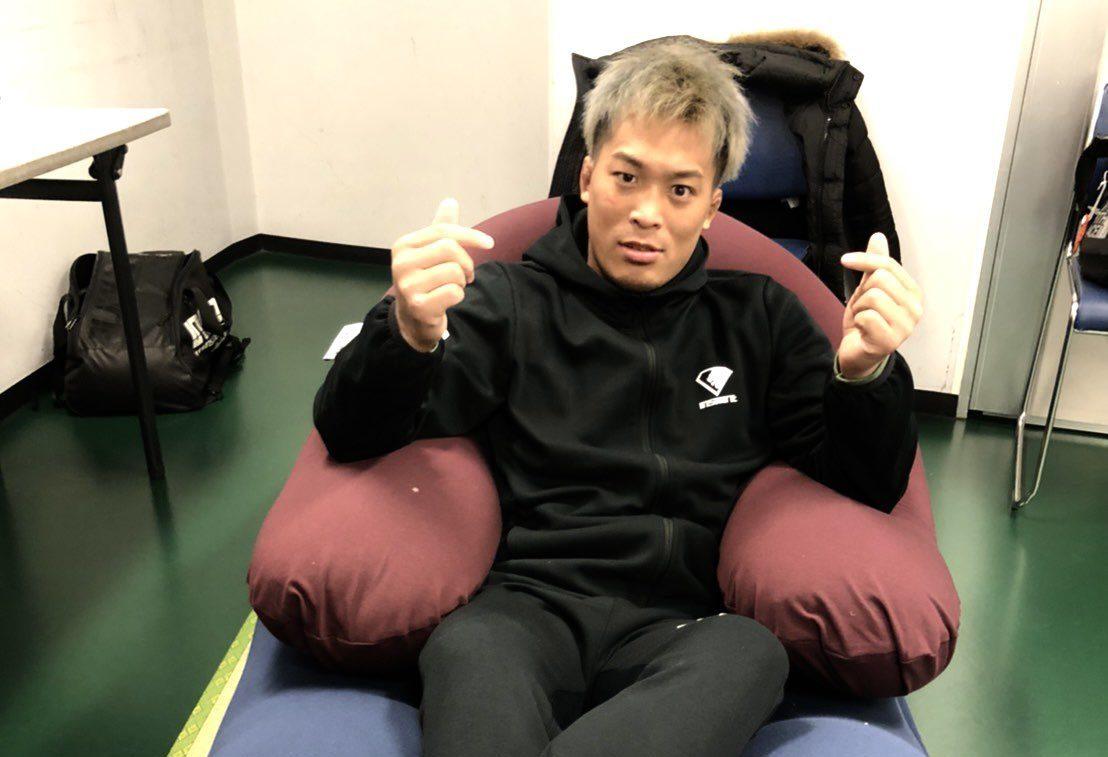 Световен шампион по борба с фаулстарт в ММА