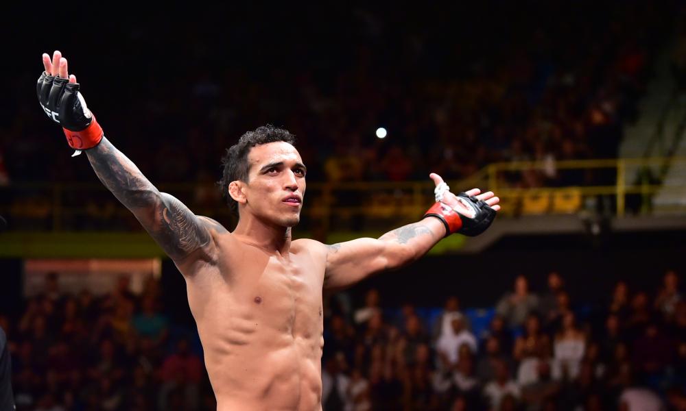 Титлата на UFC е в бразилските фавели (ВИДЕО)