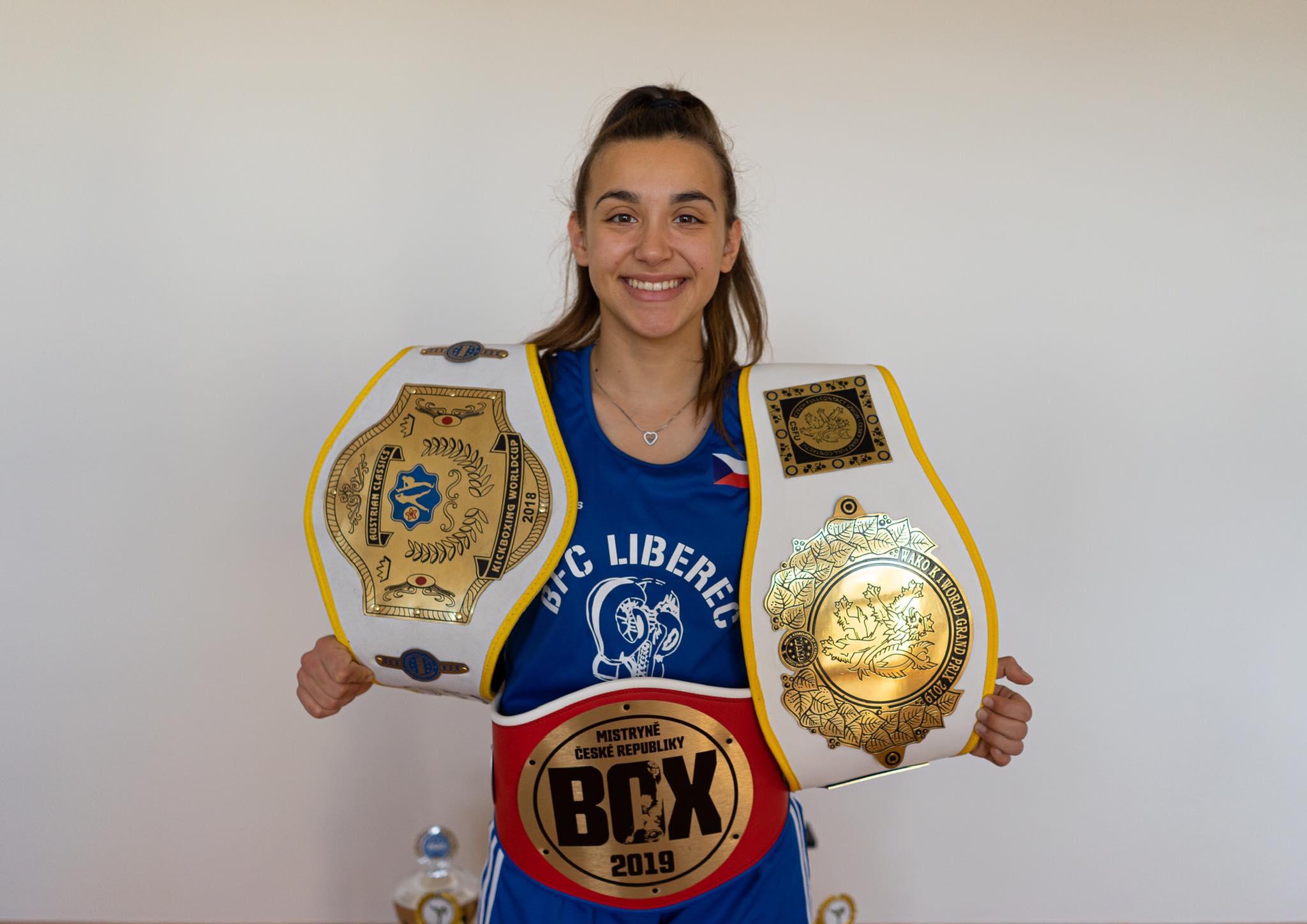 Отвъд граница: Ерика Станоева покорява чешкия ринг в два спорта