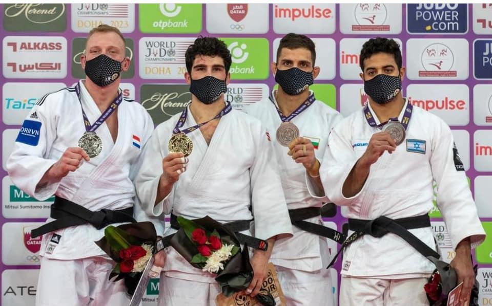 Ивайло Иванов след историческия медал: Най-доброто предстои