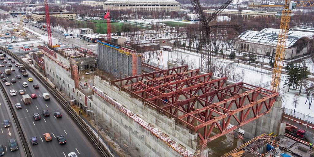 Строежът на Самбо центъра ще приключи 6 месеца по-рано