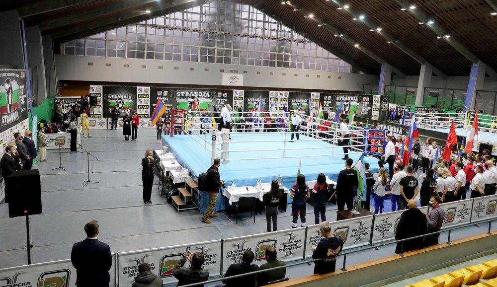 """Осем родни боксьори влизат в битки за големите финали на """"Странджа"""""""