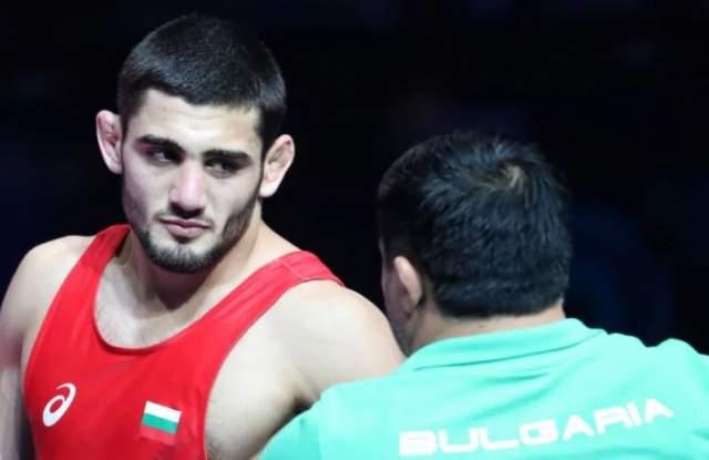 Мнацаканян тренира с трикратен европейски медалист в Армения (СНИМКИ)