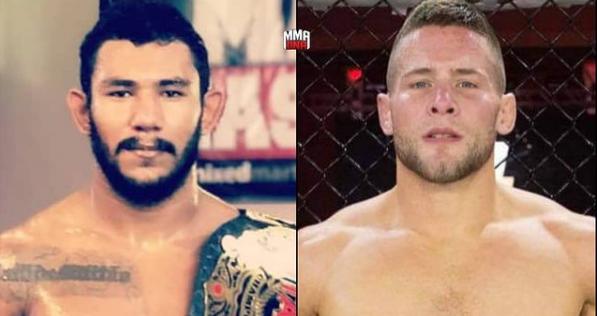 Шампиони от Titan и Cage Fury дебютират един срещу друг в UFC
