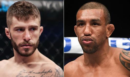 Коронавирус отмени сблъсък от UFC Fight Night 186