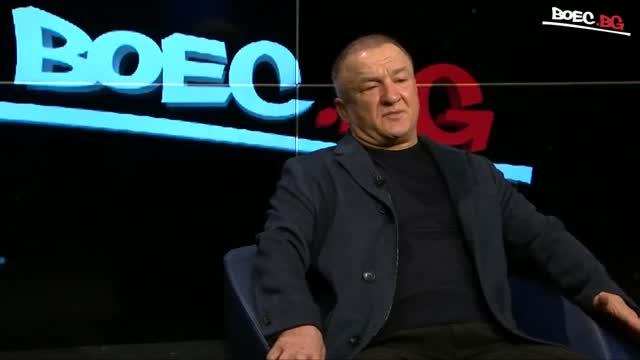 """Симеон Щерев влиза в студиото на """"BOEC.BG"""" (ВИДЕО)"""