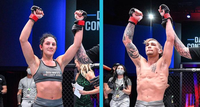 Съпрузи ще дебютират в UFC на една и съща гала