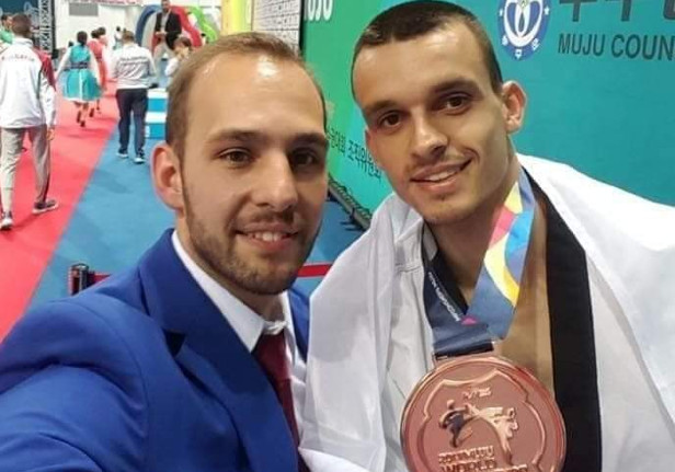 Владимир Далаклиев записа победа на престижен турнир в Иран