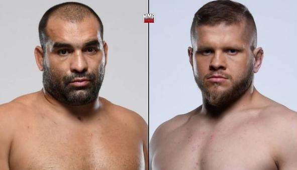 Тибура изравни Багата при най-тежките в UFC (РАНГЛИСТА)
