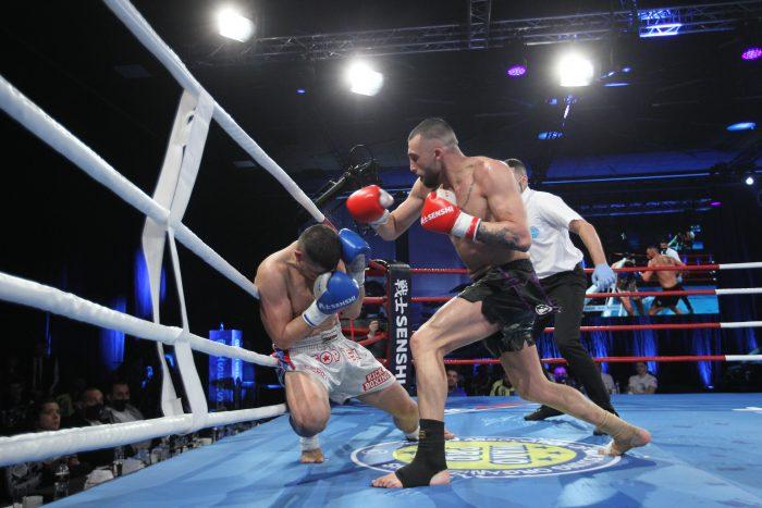 Едуард Алексанян за трети пореден път на ринга на SENSHI