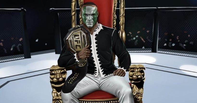 Усман нокаутира Бърнс и запази титлата си (ВИДЕО)