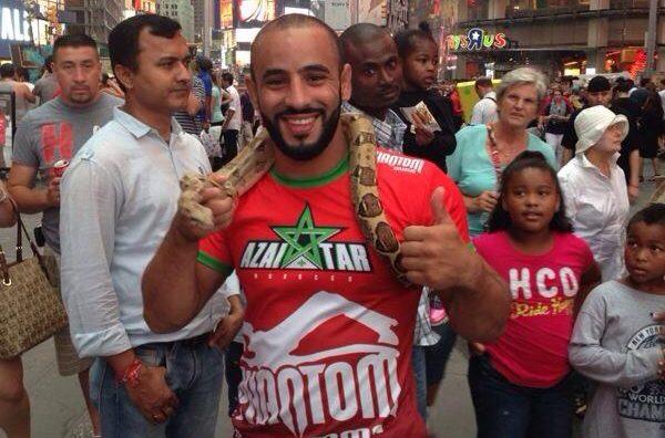 UFC се отказа да уволнява боец