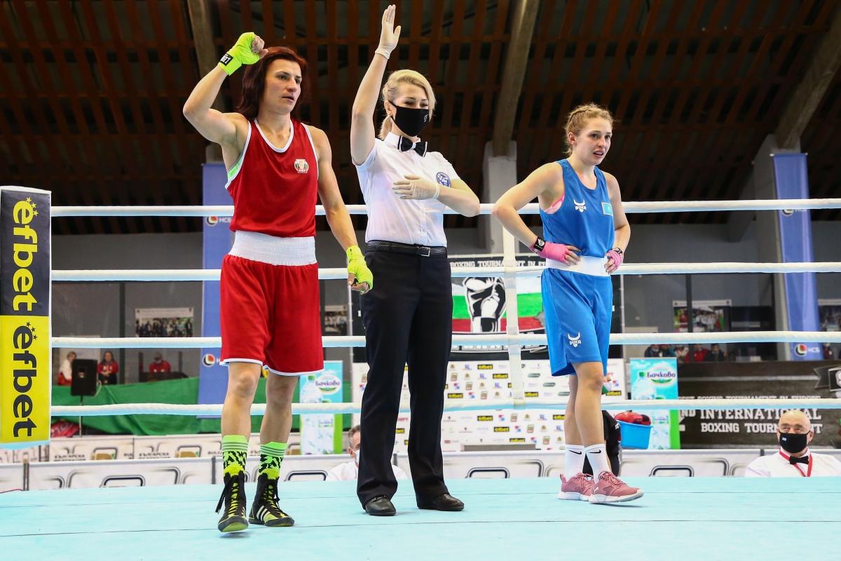 Стойка загря за Токио с титла в Ботевград