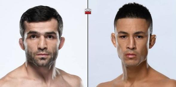 Валиев и Дей ще опитат да спечелят първи сблъсък в UFC