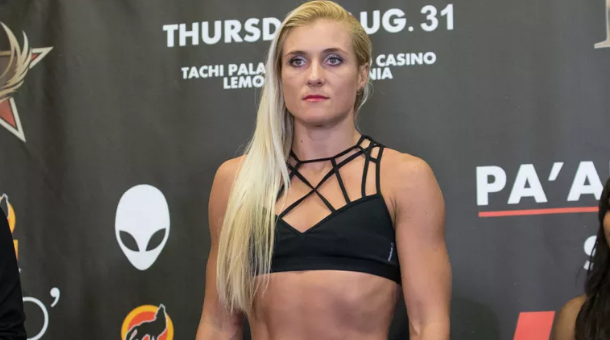 Куницкая със скок в ранглистата на UFC (КЛАСАЦИЯ)