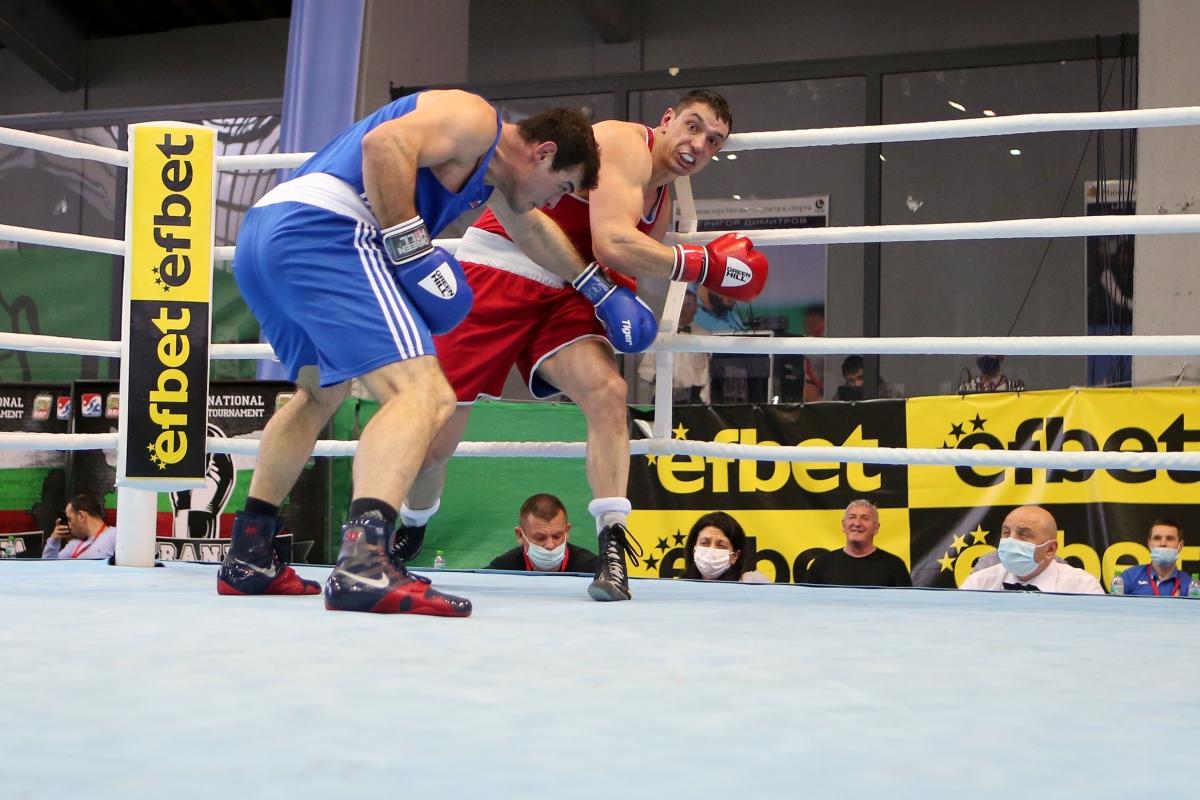 Белберов се завръща на ринга в Молдова