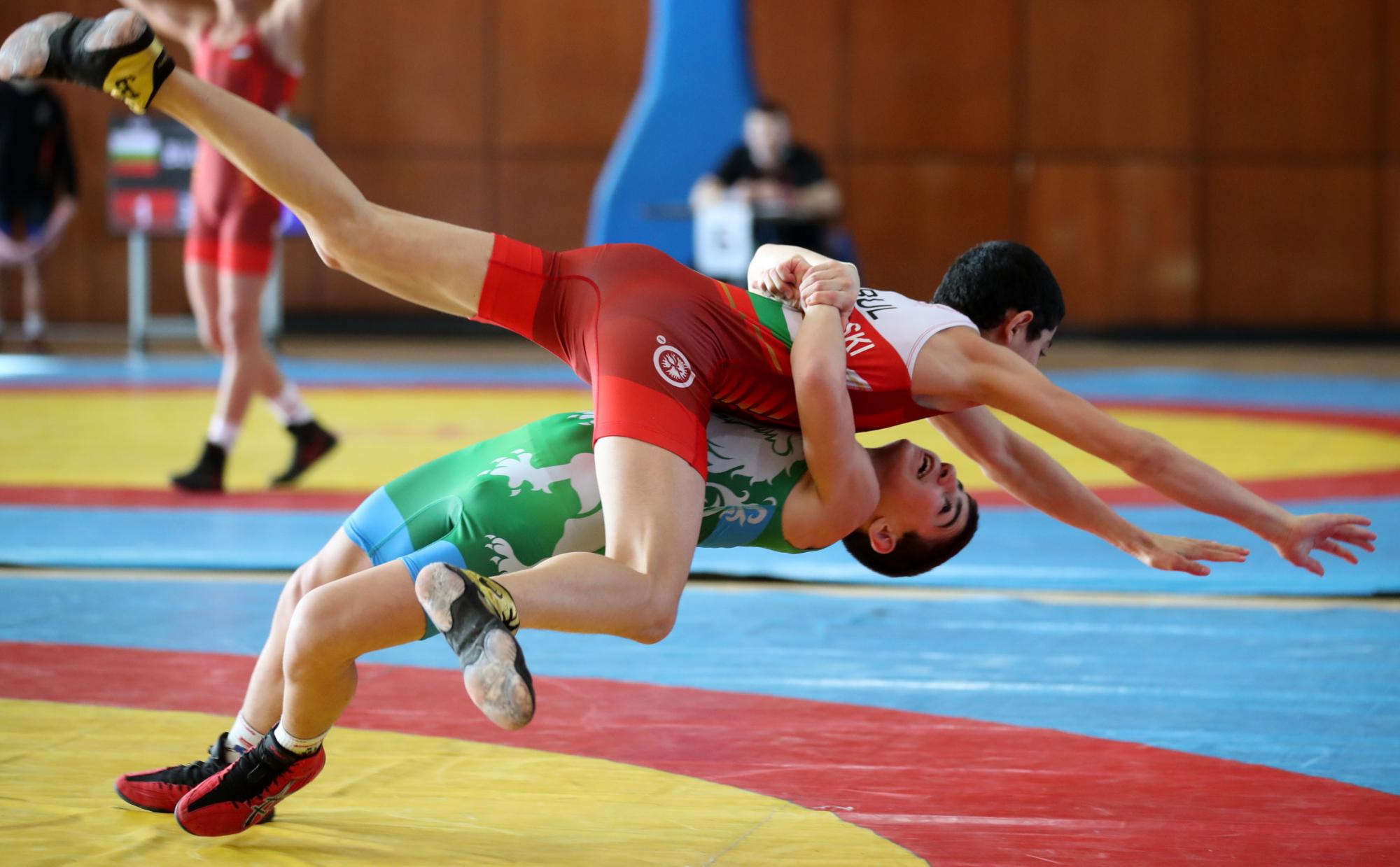 Сърбин ще се бори за титла на България