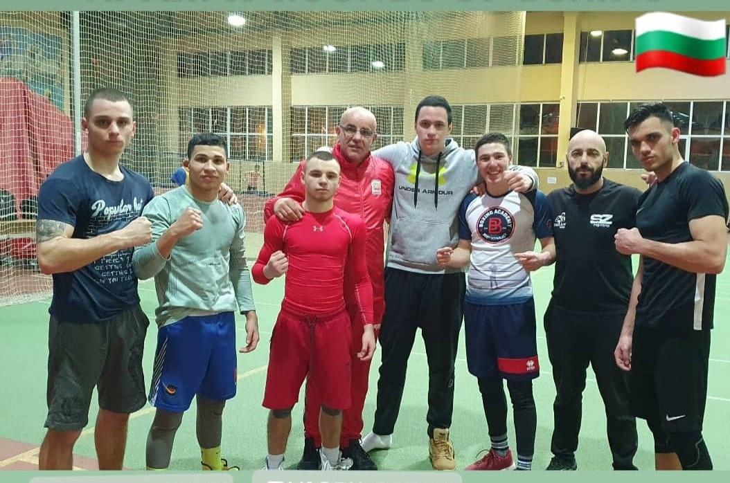 България праща шестима боксьори на турнир във Войводина