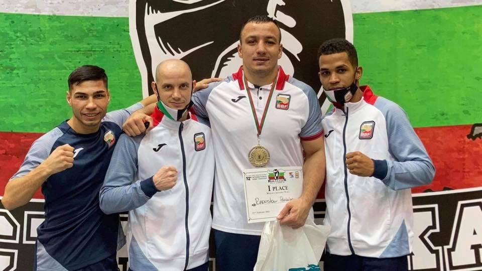Радослав Панталеев: Имах нужда от тежки мачове, за да видя нивото си