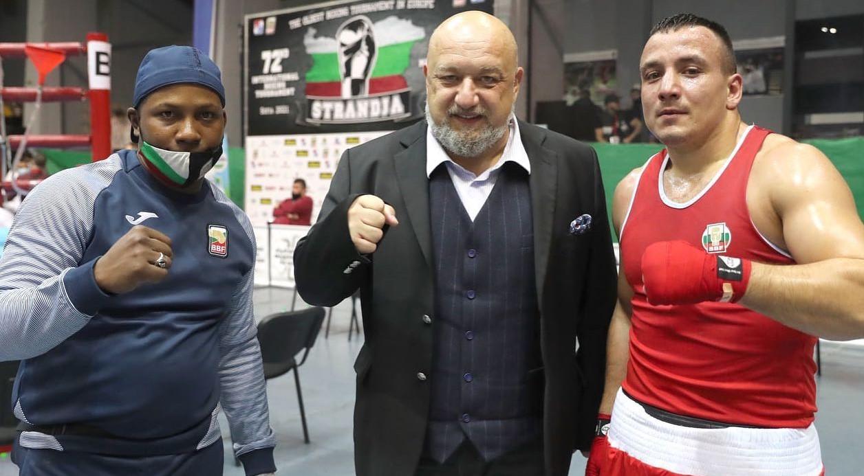 """Радослав Панталеев се класира на полуфинал на """"Странджа"""""""