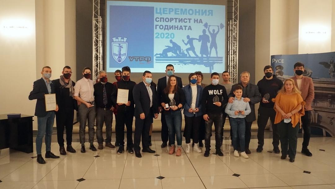 Бойните спортове обраха наградите в Русе, Биляна Дудова е номер 1