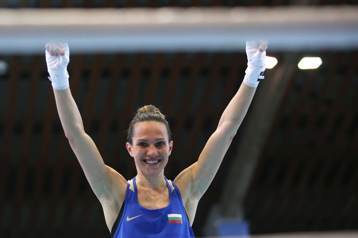 Перфектна Станимира Петрова на победа от квота за Токио