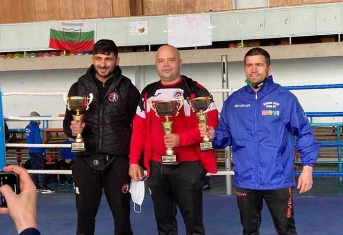 Локомотив София доминира на Държавното по бокс за ученици